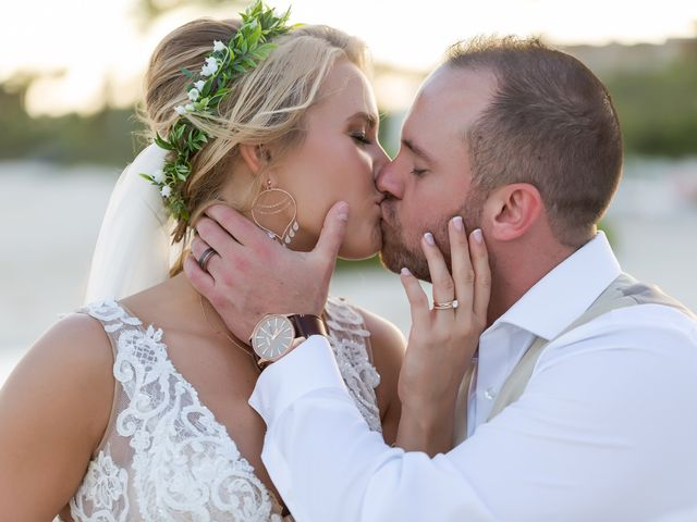 The wedding of Crystal and Kyle