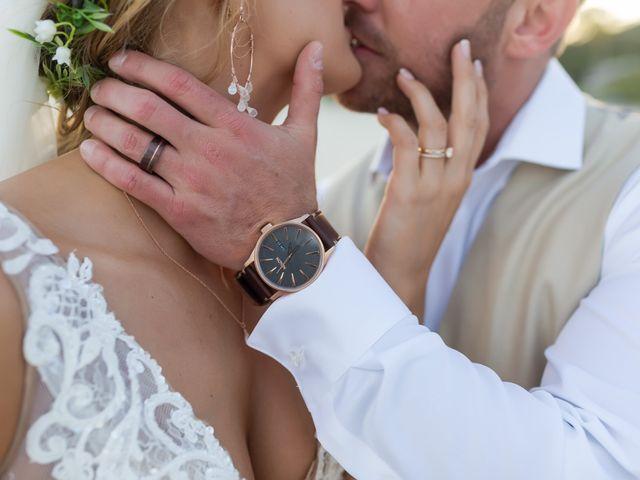 Kyle and Crystal's Wedding in Playa del Carmen, Mexico 54