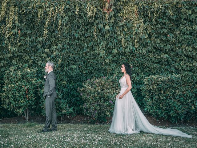 Christie and Erik's Wedding in Oakland, California 11