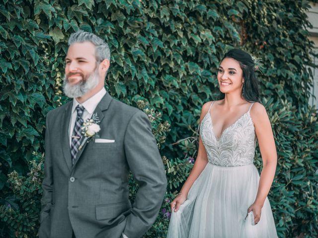 Christie and Erik's Wedding in Oakland, California 12