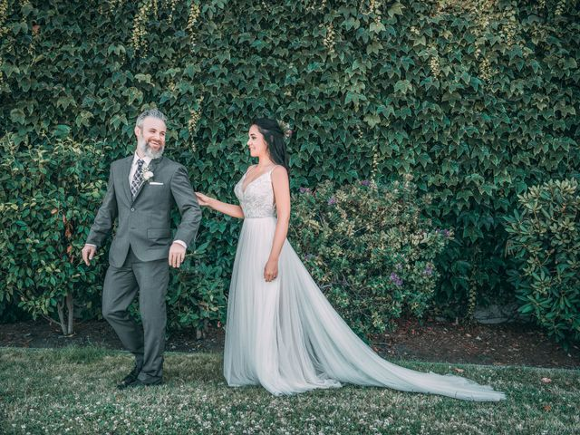 Christie and Erik's Wedding in Oakland, California 13