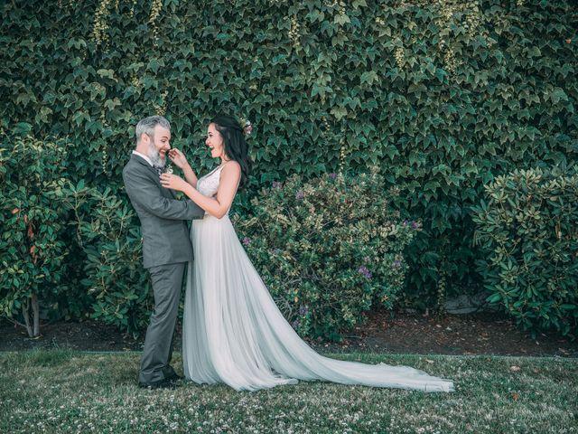 Christie and Erik's Wedding in Oakland, California 14