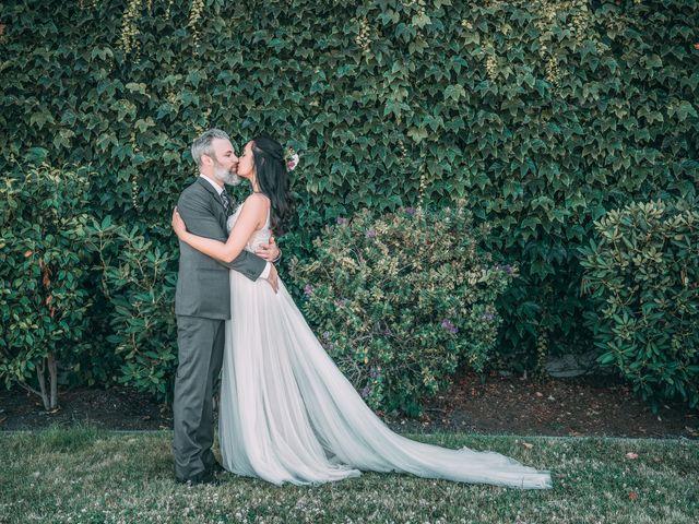 Christie and Erik's Wedding in Oakland, California 15