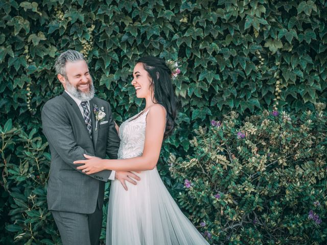 Christie and Erik's Wedding in Oakland, California 16