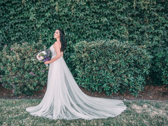 Christie and Erik's Wedding in Oakland, California 17