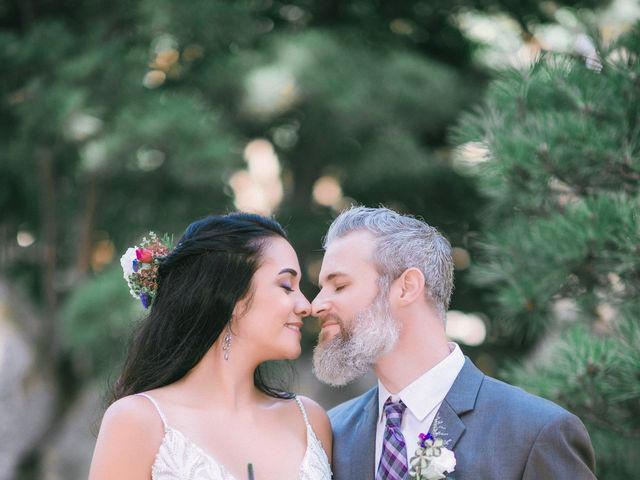 Christie and Erik's Wedding in Oakland, California 28