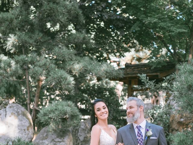 Christie and Erik's Wedding in Oakland, California 30