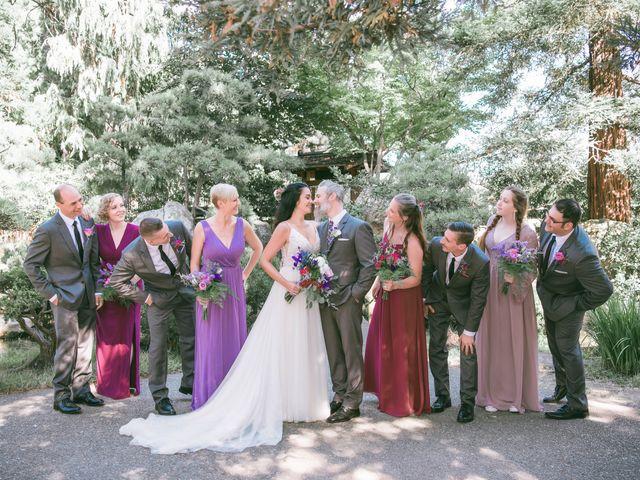 Christie and Erik's Wedding in Oakland, California 32