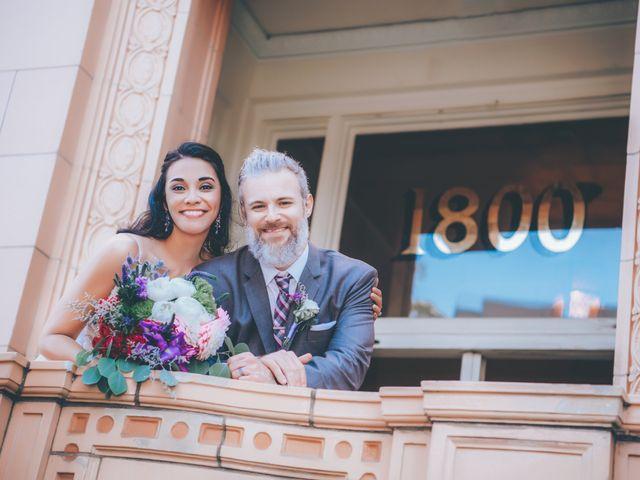 Christie and Erik's Wedding in Oakland, California 33