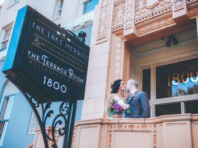 Christie and Erik's Wedding in Oakland, California 34