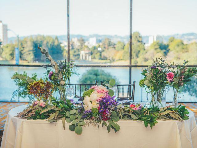 Christie and Erik's Wedding in Oakland, California 35