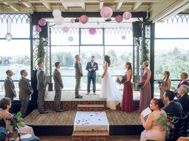 Christie and Erik's Wedding in Oakland, California 56