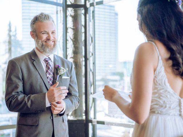 Christie and Erik's Wedding in Oakland, California 59