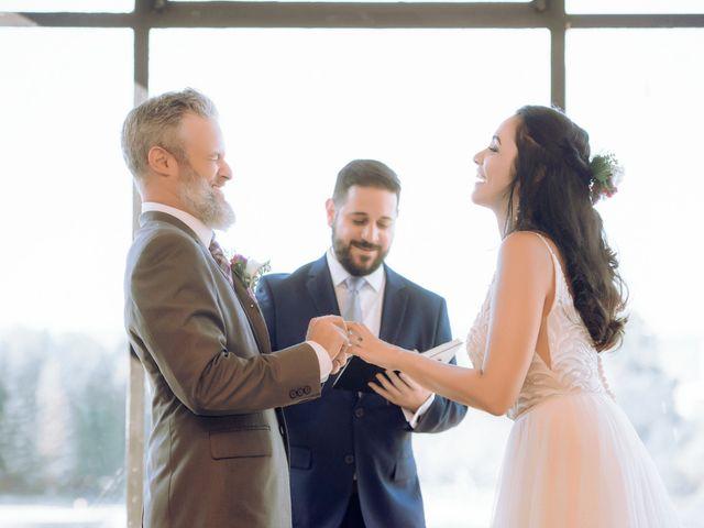Christie and Erik's Wedding in Oakland, California 62