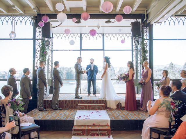 Christie and Erik's Wedding in Oakland, California 63