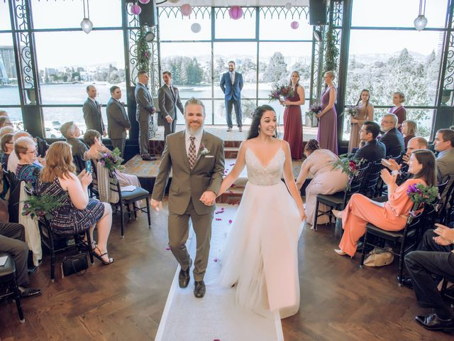 Christie and Erik's Wedding in Oakland, California 64