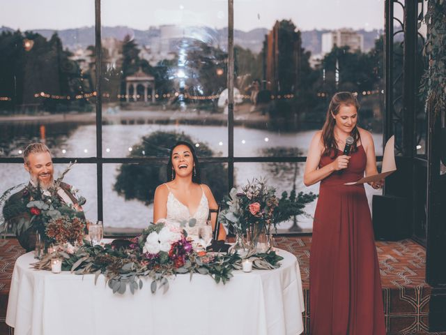 Christie and Erik's Wedding in Oakland, California 66
