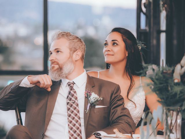 Christie and Erik's Wedding in Oakland, California 72