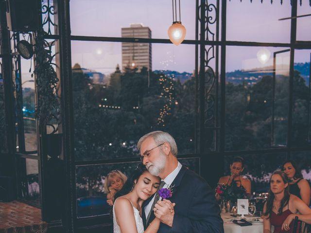 Christie and Erik's Wedding in Oakland, California 76