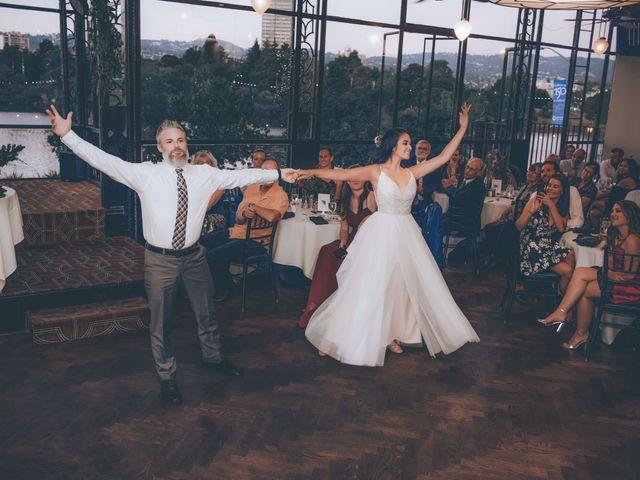 Christie and Erik's Wedding in Oakland, California 78