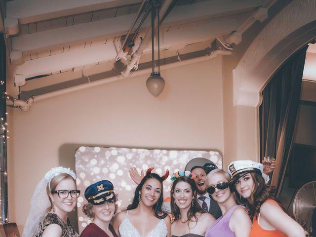 Christie and Erik's Wedding in Oakland, California 86