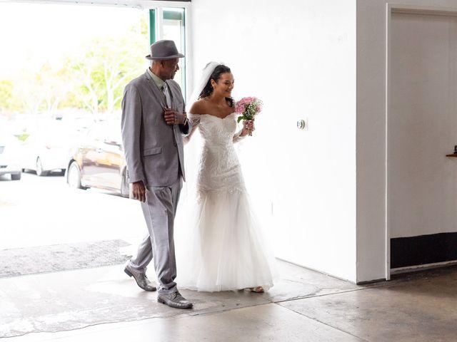Tyler and Mia's Wedding in California City, California 2