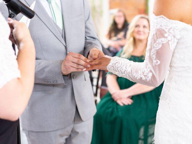 Tyler and Mia's Wedding in California City, California 14