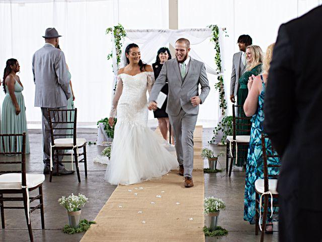 Tyler and Mia's Wedding in California City, California 18