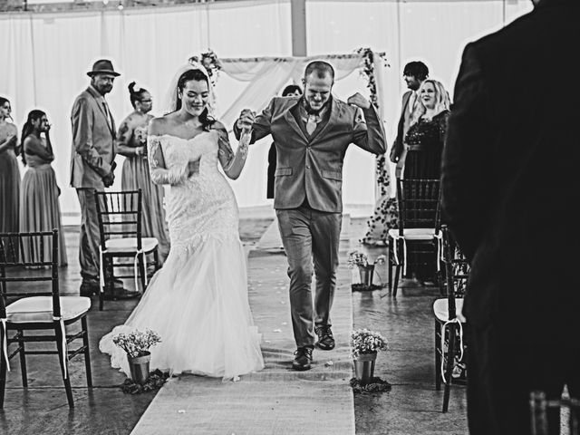 Tyler and Mia's Wedding in California City, California 19