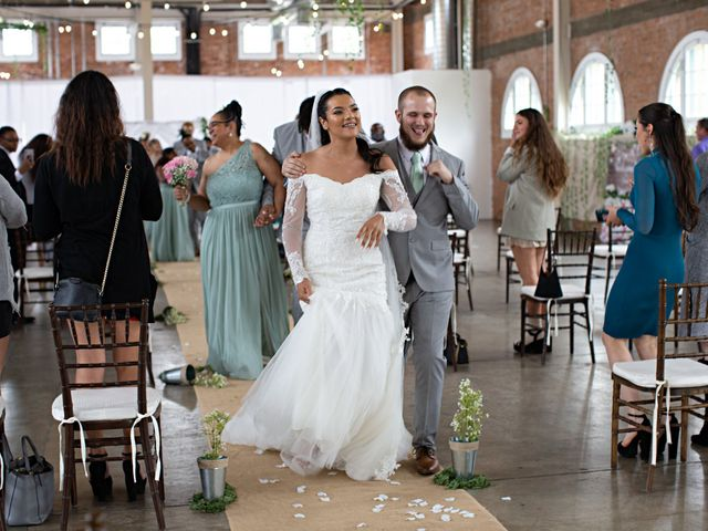 Tyler and Mia's Wedding in California City, California 20