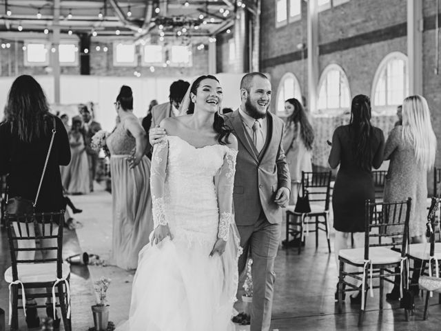 Tyler and Mia's Wedding in California City, California 21