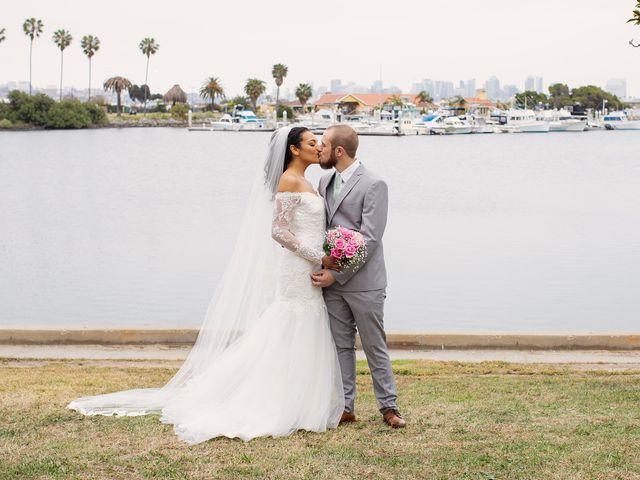 Tyler and Mia's Wedding in California City, California 27