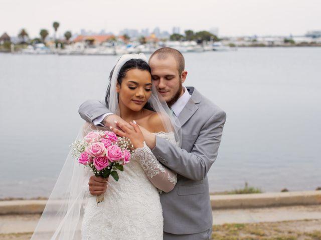 Tyler and Mia's Wedding in California City, California 29