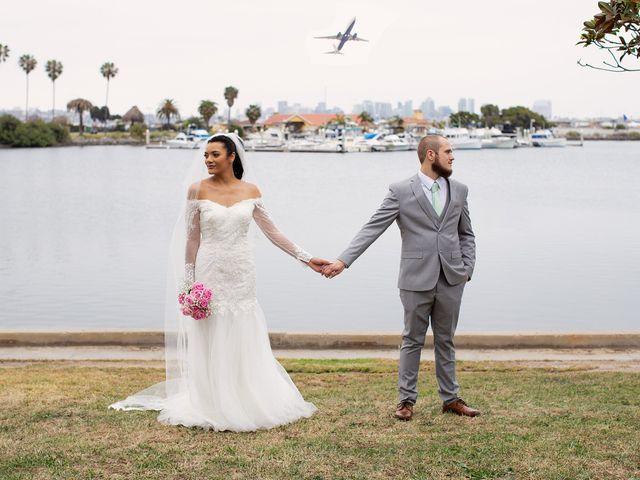 Tyler and Mia's Wedding in California City, California 30
