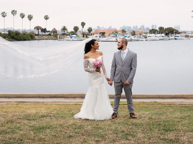 Tyler and Mia's Wedding in California City, California 31