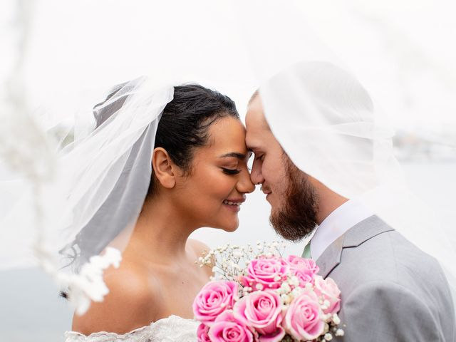 Tyler and Mia's Wedding in California City, California 32