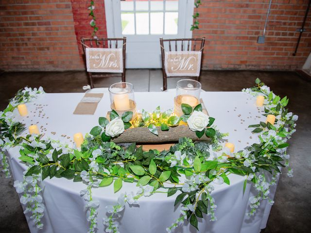 Tyler and Mia's Wedding in California City, California 39