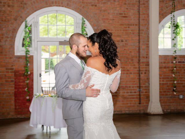 Tyler and Mia's Wedding in California City, California 42