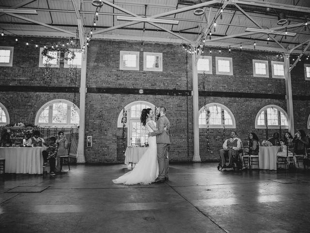 Tyler and Mia's Wedding in California City, California 44