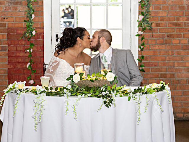 Tyler and Mia's Wedding in California City, California 45