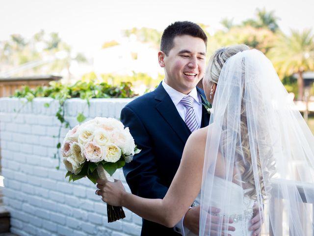 Elyssa and Rick's Wedding in Fort Lauderdale, Florida 7