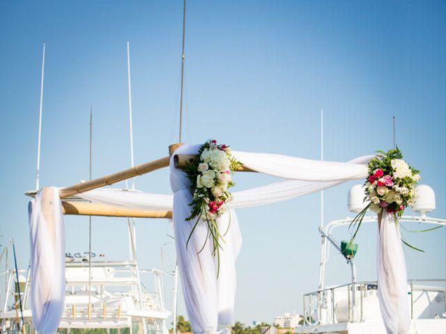 Elyssa and Rick's Wedding in Fort Lauderdale, Florida 10