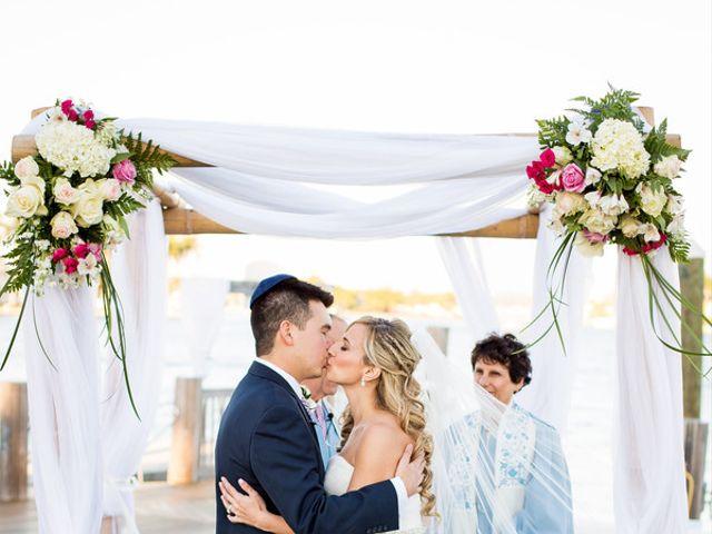 Elyssa and Rick's Wedding in Fort Lauderdale, Florida 14