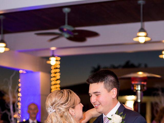 Elyssa and Rick's Wedding in Fort Lauderdale, Florida 19