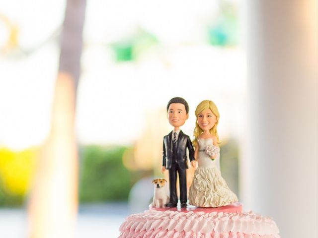 Elyssa and Rick's Wedding in Fort Lauderdale, Florida 21