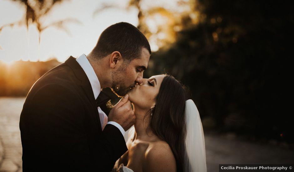 Mario and Hayley's Wedding in Rancho Santa Fe, California