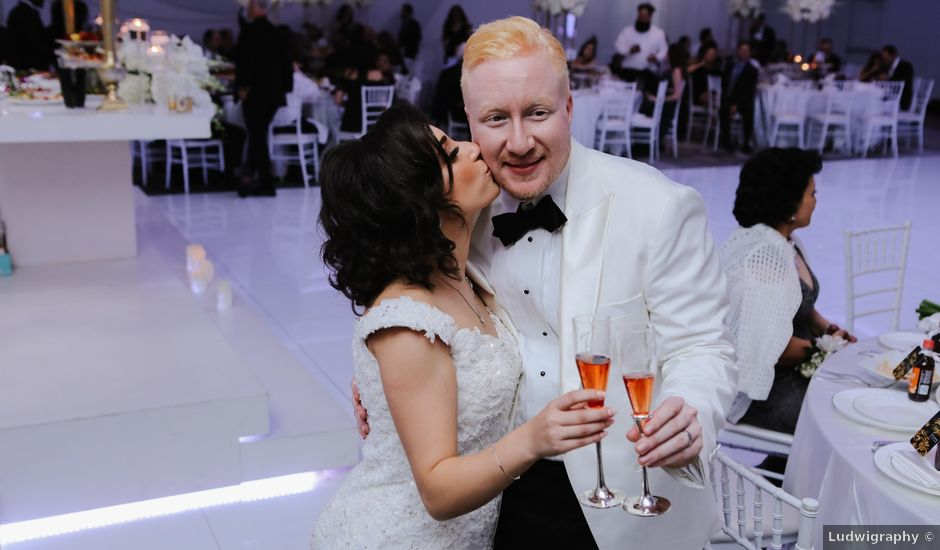 Sherif and Millina's Wedding in Los Angeles, California