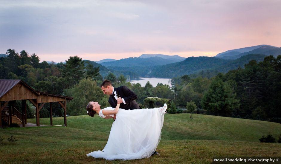Steven and Jessie's Wedding in Glenville, North Carolina
