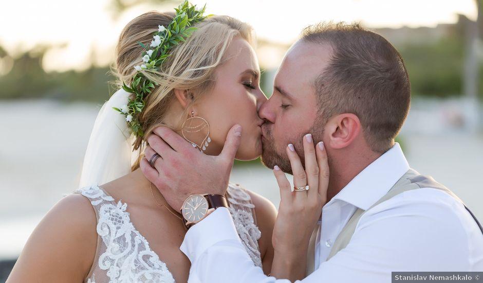 Kyle and Crystal's Wedding in Playa del Carmen, Mexico