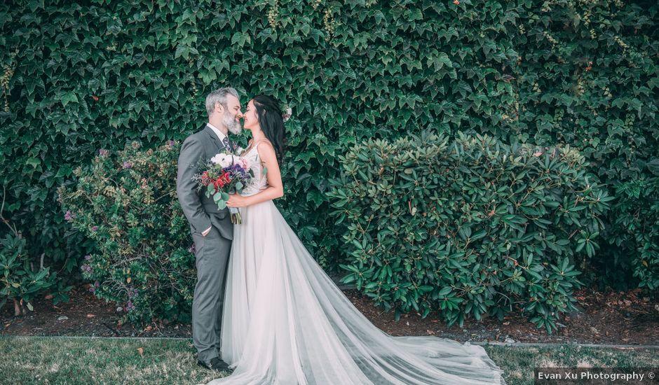 Christie and Erik's Wedding in Oakland, California